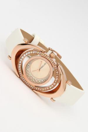 Часы наручные Morellato. Цвет: белый, золотой