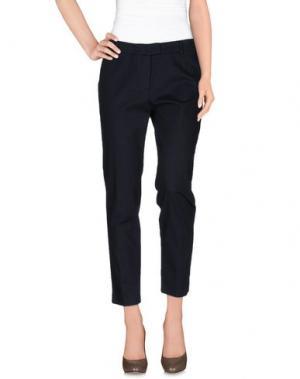 Повседневные брюки ARGONNE. Цвет: темно-синий