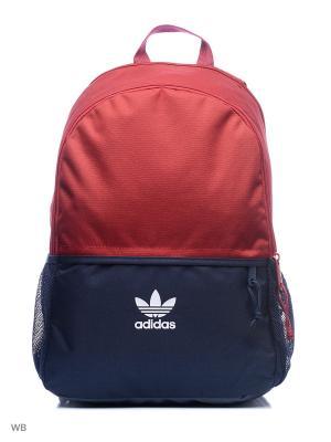 Рюкзак взр. BP ESS AC  CBURGU/CONAVY Adidas. Цвет: бордовый, синий