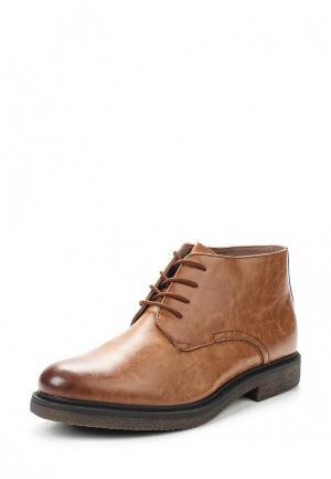 Ботинки Pradella. Цвет: коричневый