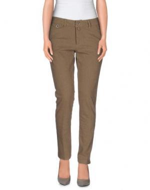 Повседневные брюки KUBERA 108. Цвет: хаки