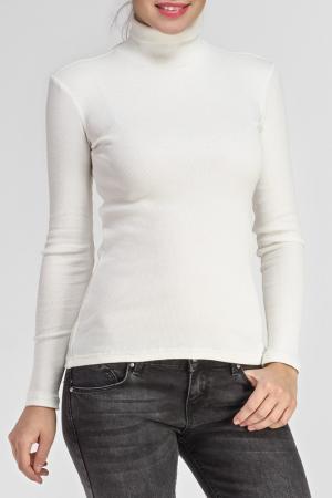 Водолазка Rocawear. Цвет: белый