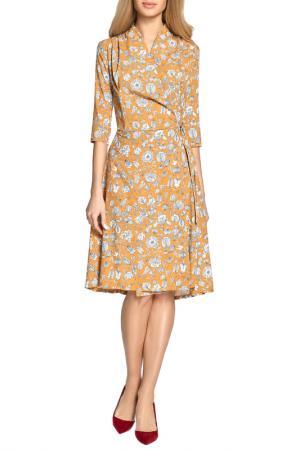 Dress Stylove. Цвет: dark yellow