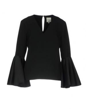Блузка EDIT. Цвет: черный