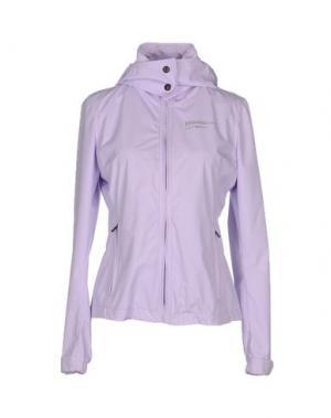 Куртка BLAUER. Цвет: сиреневый