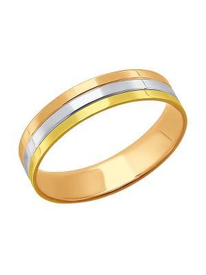 Обручальное кольцо SOKOLOV 110160