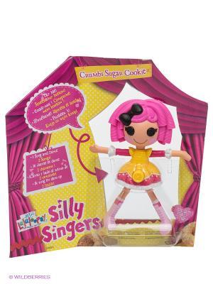 Кукла Mini Веселые нотки LALALOOPSY. Цвет: розовый