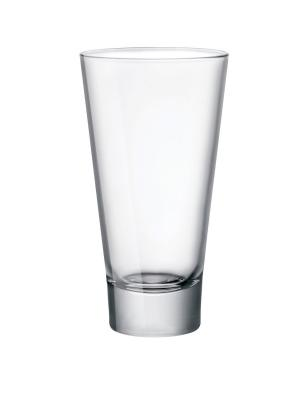Набор 4-х стаканов Bormioli Rocco. Цвет: прозрачный