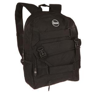 Рюкзак спортивный  Bag All Black Penny. Цвет: черный