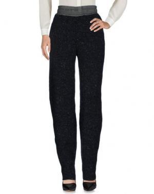 Повседневные брюки DAMIR DOMA. Цвет: стальной серый