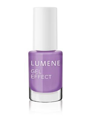 Лак для ногтей с гелевым эффектом №18 Lumene. Цвет: лиловый