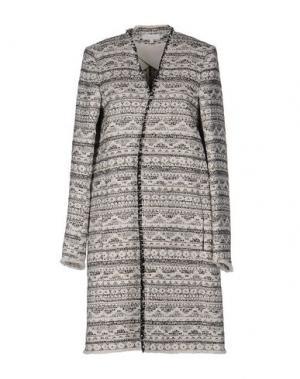 Легкое пальто INTROPIA. Цвет: черный