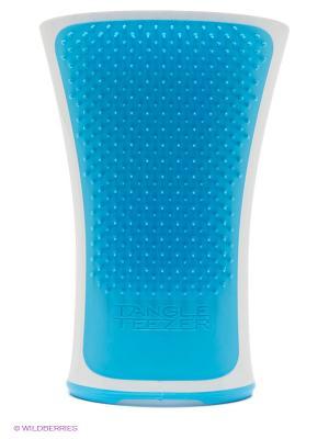 Расческа для душа Аква Сплаш голубая Tangle Teezer. Цвет: голубой