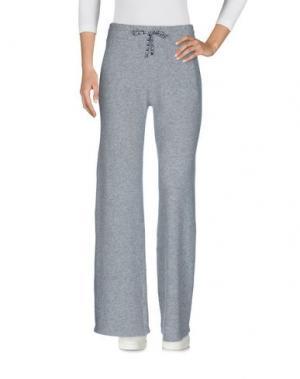 Повседневные брюки BRUNO MANETTI. Цвет: серый