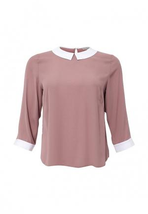 Блуза Svesta. Цвет: розовый