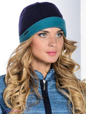 Шляпа SEEBERGER. Цвет: фиолетовый, бирюзовый