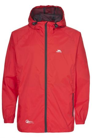 Спортивная куртка Trespass. Цвет: red