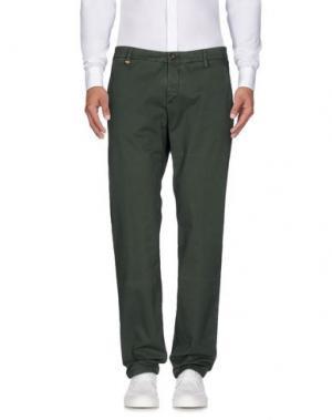 Повседневные брюки AR AND J. Цвет: зеленый