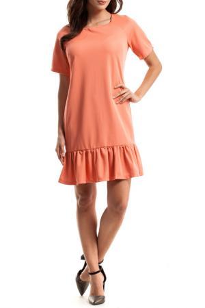 Dress Moe. Цвет: coral