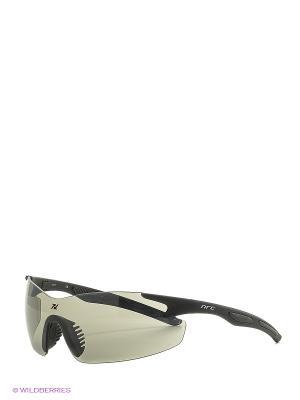 Солнцезащитные очки NRC. Цвет: черный, белый