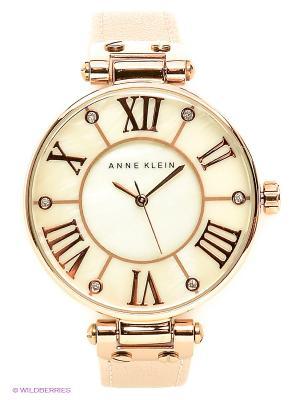 Часы ANNE KLEIN. Цвет: молочный