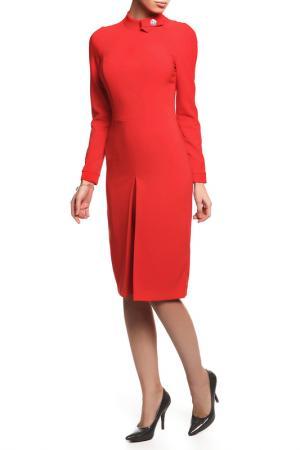 Платье Disetta. Цвет: красный
