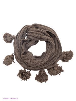 Снуд Passigatti. Цвет: темно-коричневый