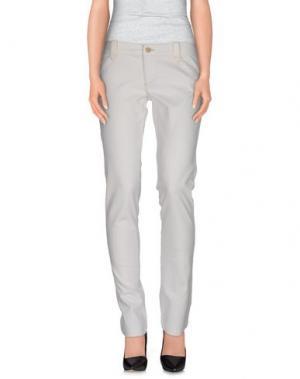 Повседневные брюки POLO JEANS COMPANY. Цвет: белый
