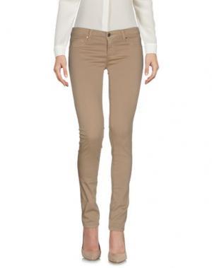 Повседневные брюки FIFTY FOUR. Цвет: хаки