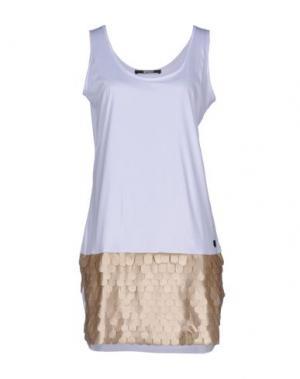 Короткое платье !M?ERFECT. Цвет: белый