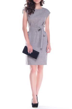Платье Laura Bettini. Цвет: мокко