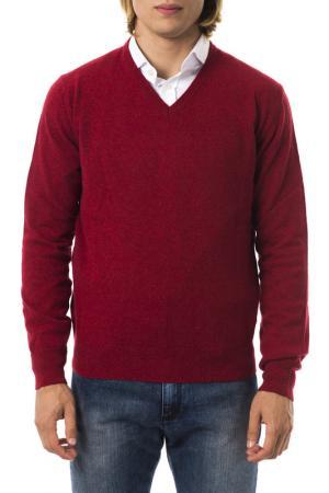 Pullover UominItaliani. Цвет: red