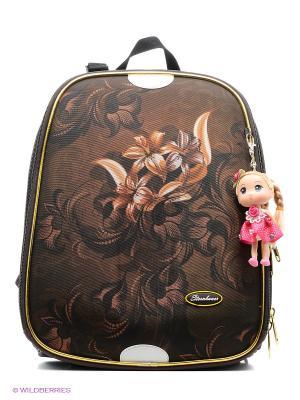 Рюкзак STERNBAUER. Цвет: коричневый