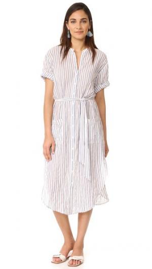 Платье Alexa XIRENA. Цвет: regent
