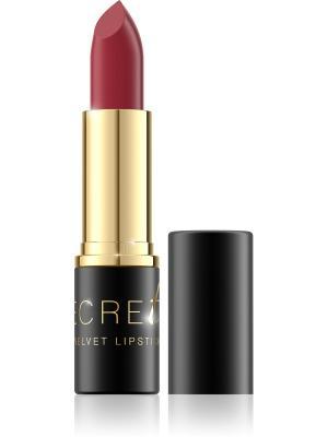 Bell Помада Для Губ Стойкая Матовая Secretale Velvet Lipstick Тон 05. Цвет: красный