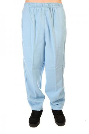 Штаны широкие  Sweatpants Sky Blue Urban Classics. Цвет: голубой