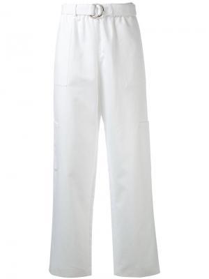 Palma trousers Harmony Paris. Цвет: белый