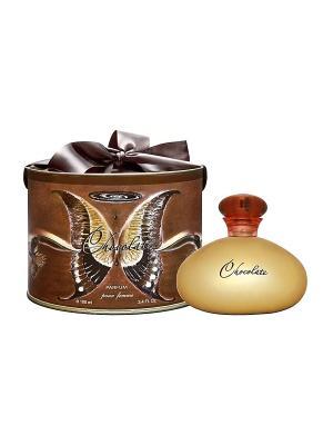 Духи для женщин Шоколад (Сhocolate pour femme) жен 100мл SERGIO NERO. Цвет: прозрачный