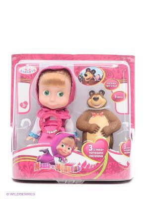 Кукла Карапуз Mаша. Цвет: розовый
