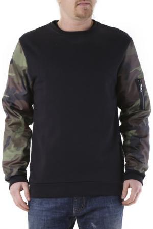 Sweatshirt 525. Цвет: black
