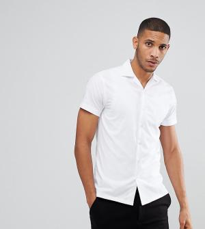 Noak Рубашка с воротником в виде лацканов. Цвет: белый