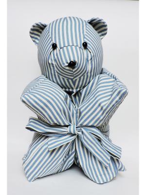 Декоративная подушка Mammi. Цвет: голубой
