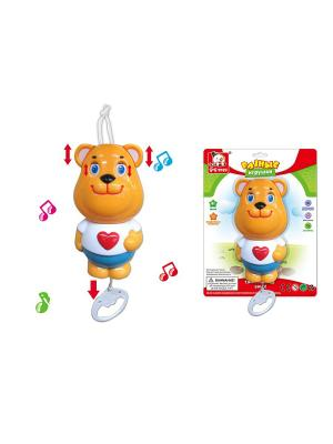 Музыкальная подвеска для малышей S-S. Цвет: белый, синий, красный, желтый