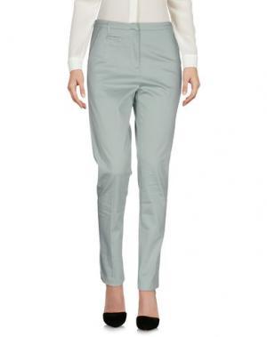 Повседневные брюки NICE THINGS by PALOMA S.. Цвет: бирюзовый