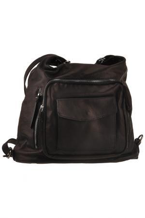Рюкзак Emilio masi. Цвет: черный