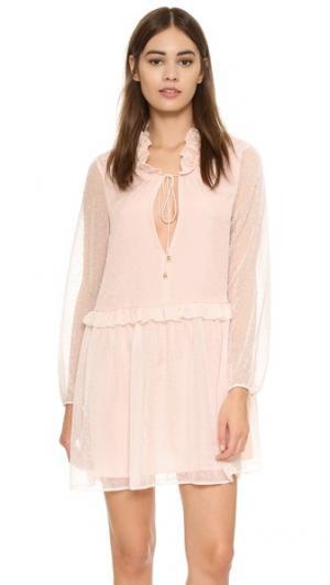 Платье Rosie Little White Lies. Цвет: розовый