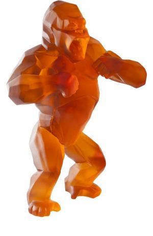Скульптура King Kong Daum. Цвет: бесцветный