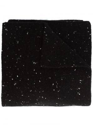 Кашемировый шарф Rush Thomas Wylde. Цвет: чёрный