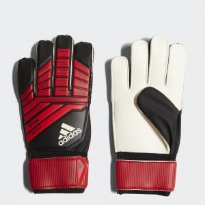 Вратарские перчатки Predator Replique  Performance adidas. Цвет: красный