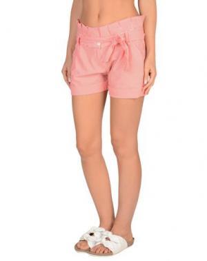 Пляжные брюки и шорты TWIN-SET Simona Barbieri. Цвет: красный